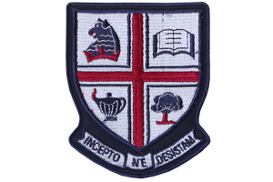 Westville Boys Girls High School Badge