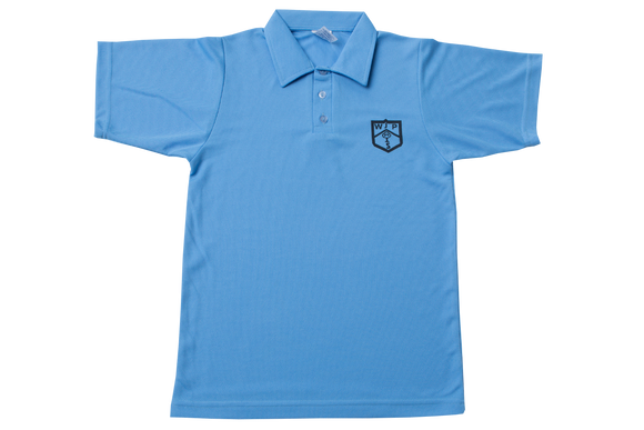 Golf Shirt Emb  - Westville Junior