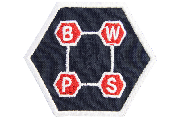 Berea West Prep School Badge