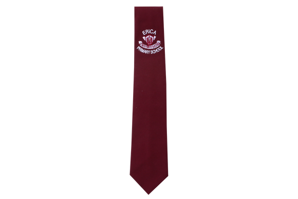 Embroidered Tie - Erica Primary