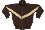 Tracksuit Set Plain  - Brown/Beige