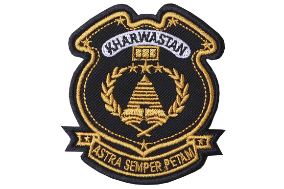 Badge Blazer - Kharwastan