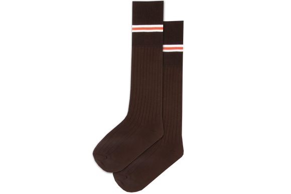 Boys 3/4 Striped Long Socks - New Germany Primary