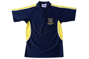 Golf Shirt Moisture Management Emb - Kloof Senior Primary