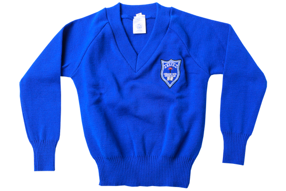 Long sleeve Emb Jersey - Reservoir Hills Primary