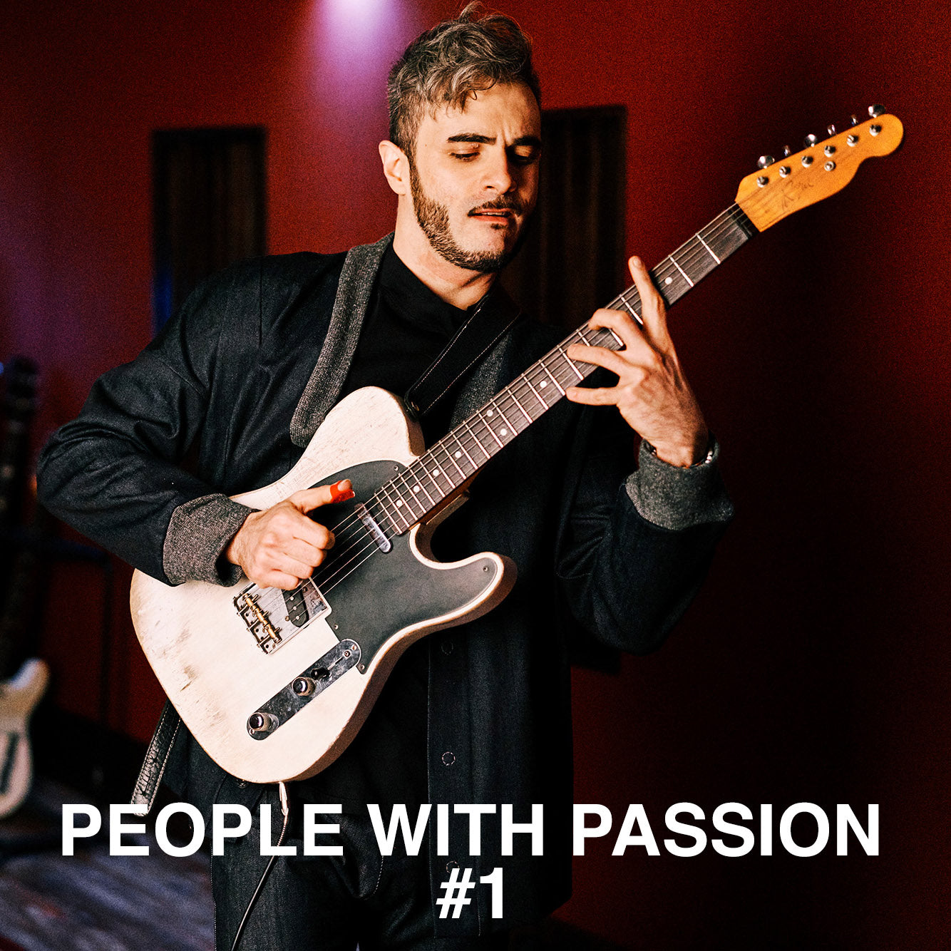 PEOPLE WITH PASSION #1