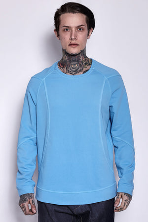 Sweatshirt Light Blue