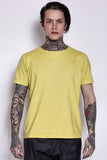 Cotton T-shirt Yellow