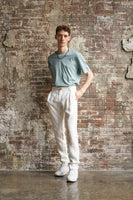 CHINOS PURE LINEN
