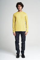 MID COLLAR T-SHIRT Long Sleeve