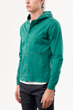 HOODED SHIRT COTTON
