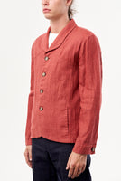 RAILMAN JACKET PURE LINEN