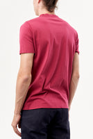 MID COLLAR T-SHIRT Short  Sleeve