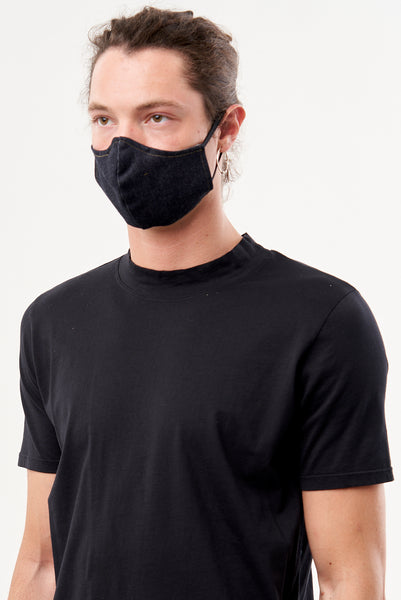 DENIM MASK - 4 Pieces pack