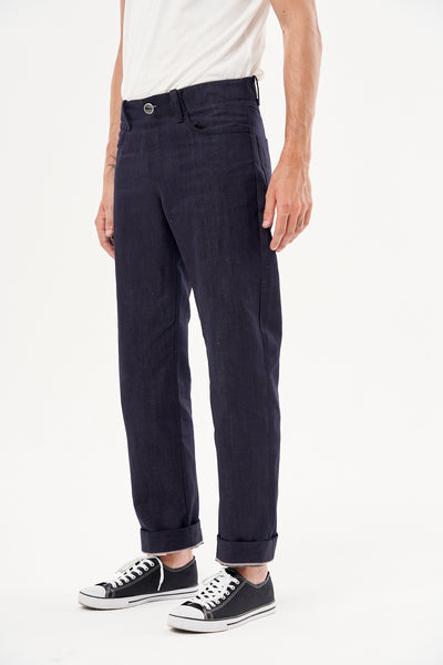 4 POCKET JEAN SELVEDGE