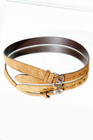 LEATHER BELT - STAFFILE