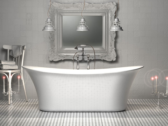 Charlotte Edwards Admiralty Freestanding Bath