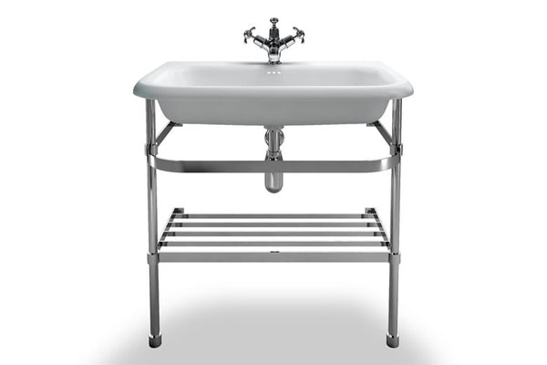 B9EB9ES Clearwater Large Basin and Washstand 75cm x 47cm