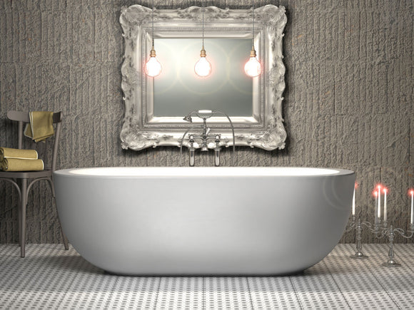 CE11008 Charlotte Edwards Olympia 1800 Freestanding Bath