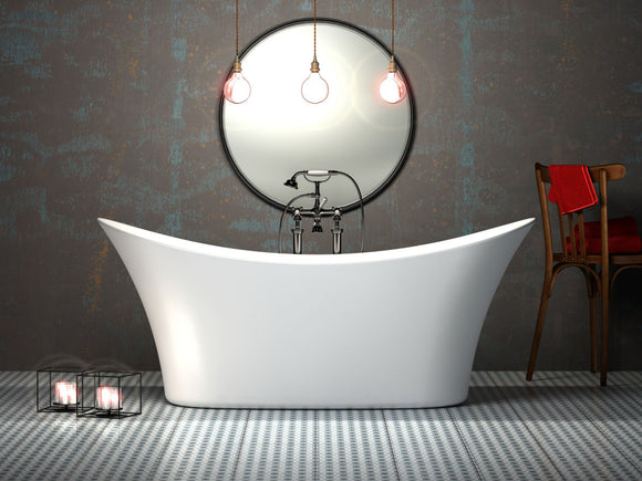 CE11013 Charlotte Edwards Harrow 1700mm Freestanding Bath