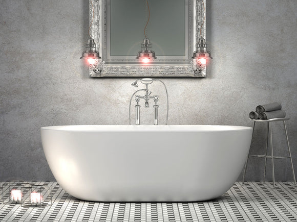 CE11022 Charlotte Edwards Mayfair Freestanding Bath, 1800mm
