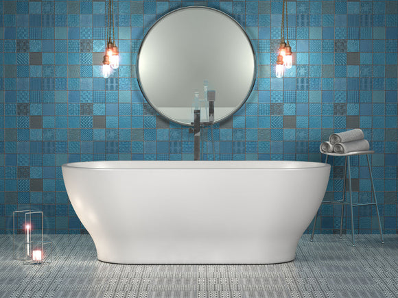 CE11042 Charlotte Edwards Elara freestanding bath