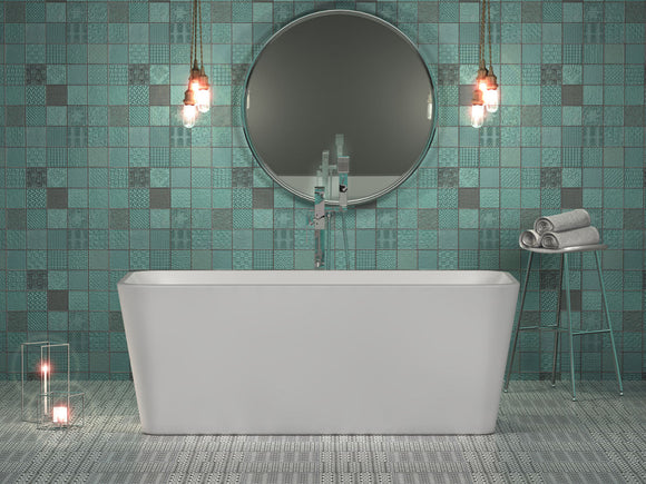 CE11048 Charlotte Edwards Leda Freestanding Bath