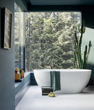 Clearwater Formoso Petite ClearStone Bath 1500mm