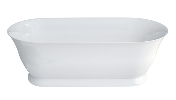 N23CS Clearwater Florenza ClearStone Bath 1828mm