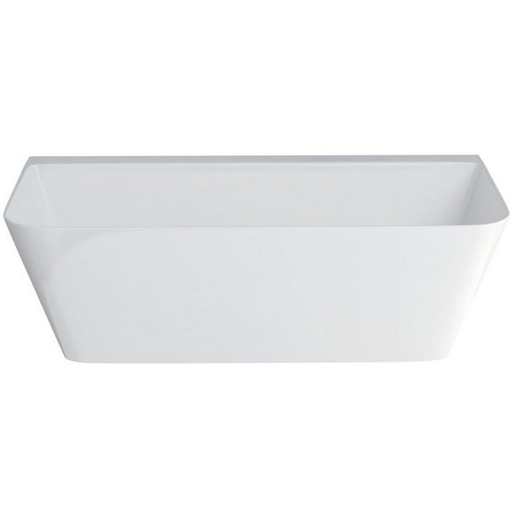 N3BCS Clearwater Patinato Grande ClearStone Bath 1690mm