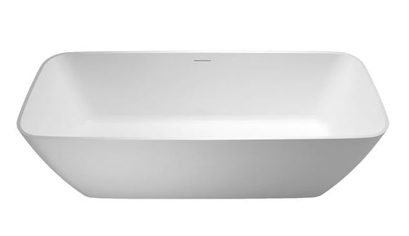N7D Clearwater Vicenza Natural Stone Bath 1790mm