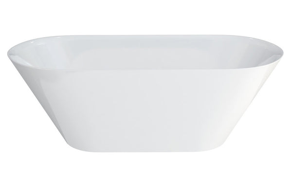 N8ECS Clearwater Sontuoso ClearStone Bath 1690mm