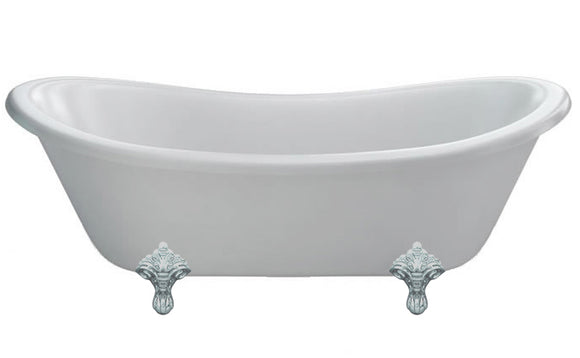 T10F Burlington Bateau Bath 1640mm