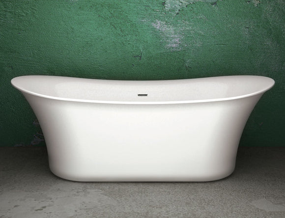CE11021 Charlotte Edwards Admiralty 1670mm Freestanding Bath