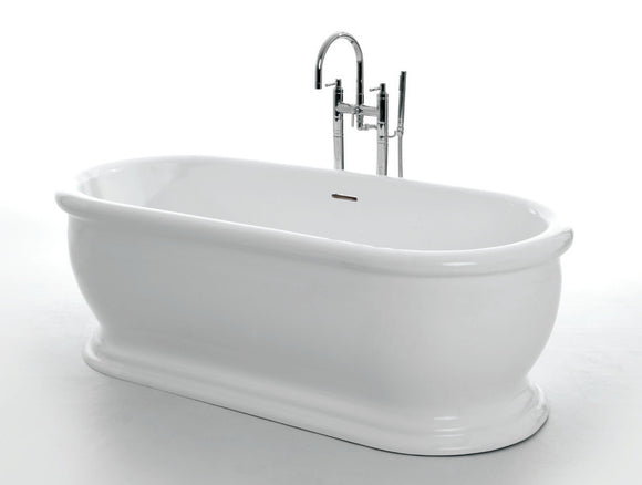 Royce Morgan Aldo Freestanding Bath 1745 x 790mm