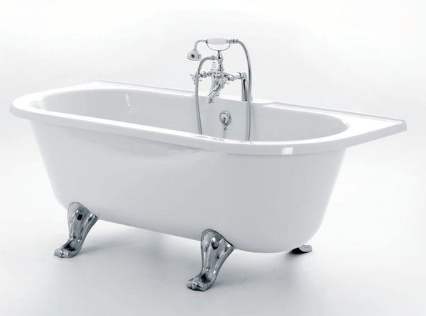 Royce Morgan Balmoral Freestanding Tile In Bath 1680mm