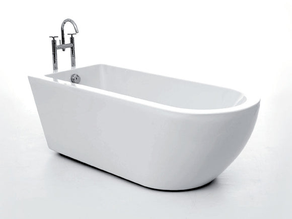 Royce Morgan Barwick Single Ended Free Standing Bath 1690 x 740mm