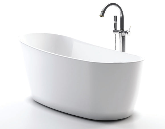 Royce Morgan Bayford Single Ended Freestanding Bath 1510 x 740mm