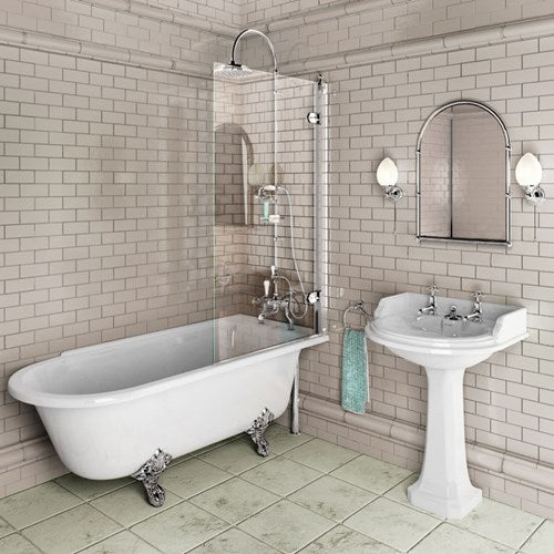 C9 Burlington Bath Screen 85cm x 145cm