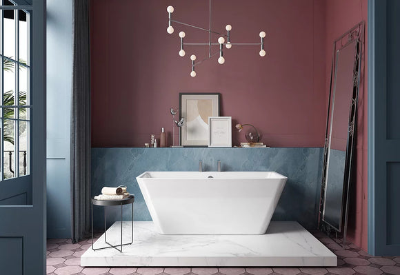 CE11050 Charlotte Edwards Eris Freestanding Bath
