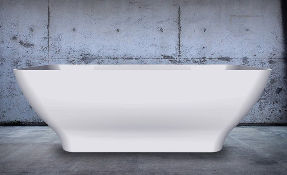 Charlotte Edwards Thebe freestanding bath