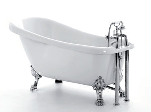Royce Morgan Chatsworth Short Slipper Bath 1530mm