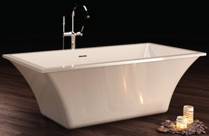 Royce Morgan Churchill Rectangular Freestanding Bath 1800 x 860mm