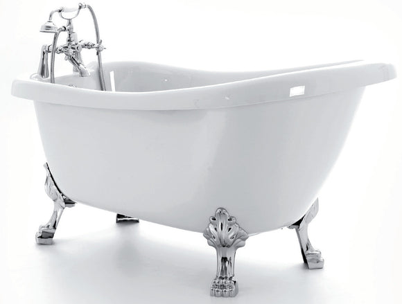 Royce Morgan Crystal Slipper Bath 1680mm
