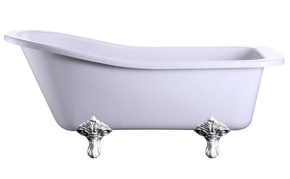 E1 Burlington Harewood Slipper Bath 1690mm