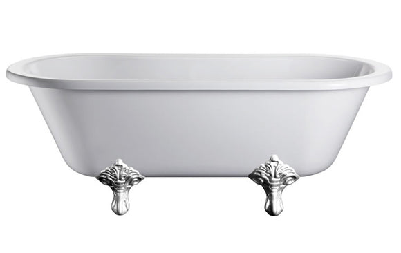 E3 Burlington Windsor 1690mm Freestanding Bath