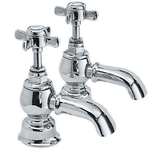 I321X-Ni Luxury Beaumont Basin Taps in Nickel