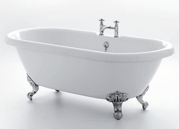 Royce Morgan Kensington Roll Top Freestanding Bath 1755mm
