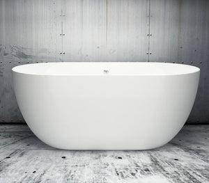 CE11001 Charlotte Edwards Mayfair 1500mm Small Contemporary Bath