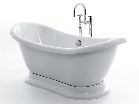 Royce Morgan Melrose Boat Bath 1700 x 700mm